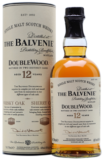 The Balvenie Scotch Single Malt 12 Year Doublewood 750ml